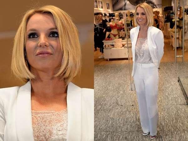 Britney Spears Curi Perhatian Lewat Rambut Baru