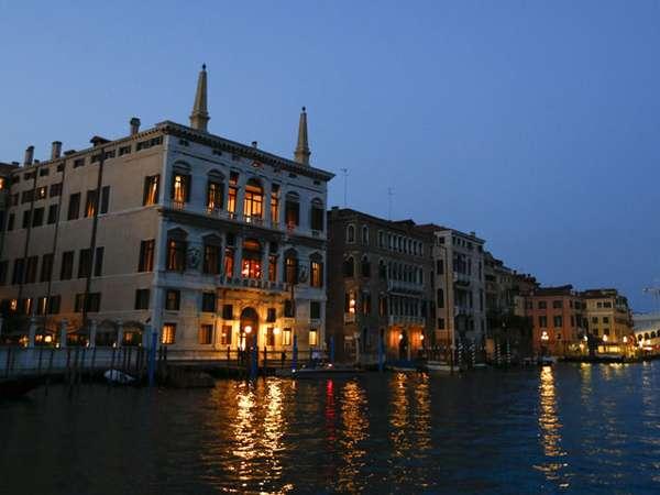 Ini Lokasi Pernikahan George Clooney dan Amal Alamuddin