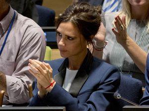 Victoria Beckham Jadi Duta PBB untuk UNAIDS