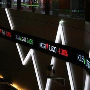 Dana Asing Kabur Dari Bursa Saham, Siang ini Sudah Rp 800 Miliar
