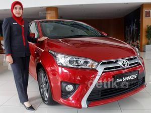 Yaris Merah Jadi Incaran Perempuan di Aceh