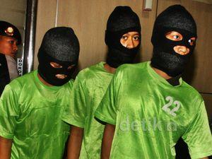 17 Anggota Geng Motor Ditangkap