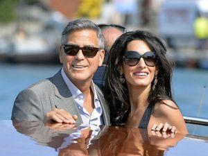Inilah Hidangan Mewah yang Disajikan di Pesta Pernikahan George Clooney