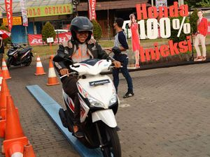 Honda Gelar Vario Seleb Party 2014
