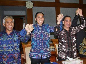 Fraksi PD Gelar Rapat Perdana