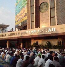 Muhammadiyah Gelar Salat Idul Adha