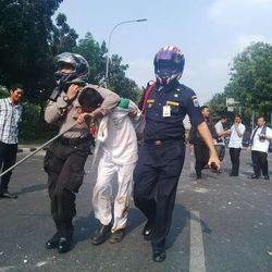 Polisi Tepis Tudingan Lakukan Provokasi: FPI Datang Langsung Menyerang