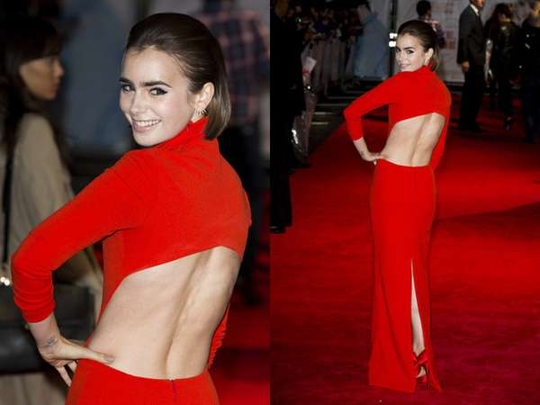 Red Hot, Lily Collins