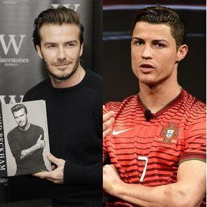 Dulu Ginola dan Beckham, Kini Ronaldo dan Neymar