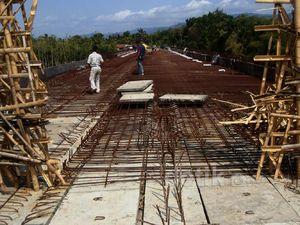 Jembatan Penghubung ke Bandara Wirasaba