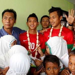 Hansamu Yama Bertolak ke Myanmar Berbekal Restu Orang Tua
