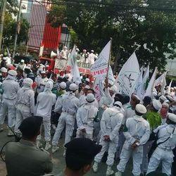 FPI Kembali Demo Tolak Ahok Siang Ini