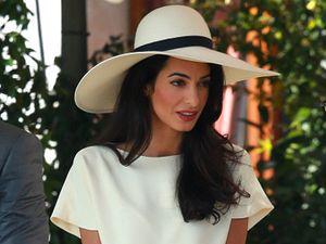 Mengenal Lebih Dekat Amal Alamuddin, Pengacara Cantik Istri George Clooney