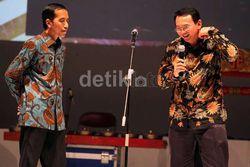 Ahok Banyak Belajar dari Jokowi, Kecuali Soal Makan