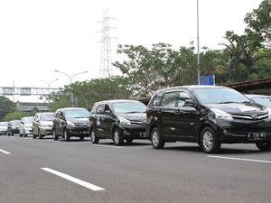 Konvoi Daihatsu Xenia Pecahkan Rekor MURI