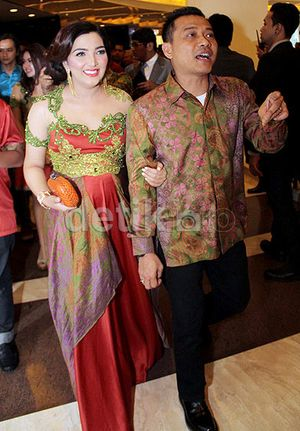 Tampil di Konser Salam 3 Jari, Anang Sudah Kantongi Restu Hatta Rajasa