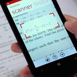 PhotoMath: Tinggal Scan, Soal Matematika Selesai Dalam 1 Detik