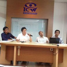 ICW: 21 Menteri Jokowi Berpotensi Konflik Kepentingan, 5 Rekam Jejaknya Buruk