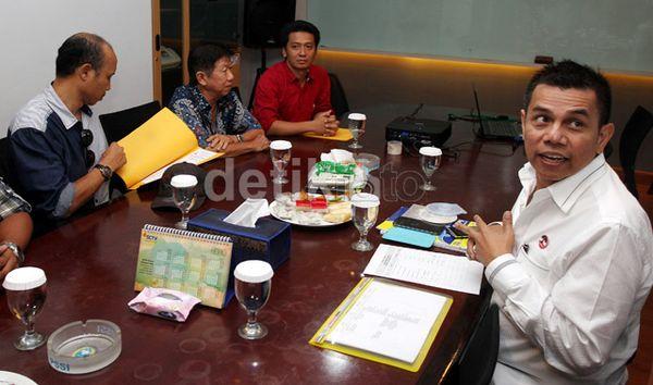 Komdis PSSI Sidangkan Sepakbola Gajah PSS vs PSIS