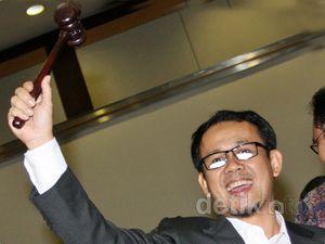 Mahfudz Siddiq Pimpin Komisi I