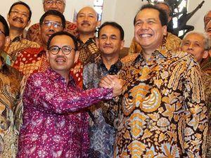 Sertijab Menteri ESDM dari CT ke Sudirman Said
