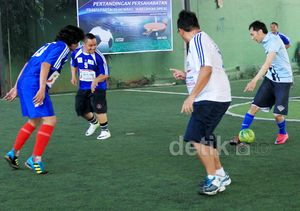 Ibas Futsal Berkaos Lengan Pendek