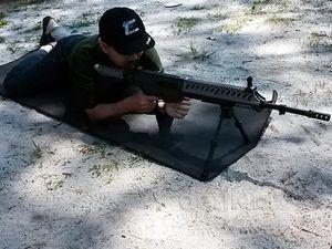 Sudirman Said Jajal Senjata Pindad