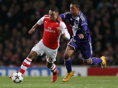 Arsenal Diimbangi Anderlecht