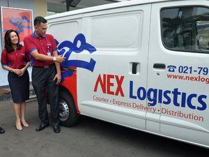 Nex Logistics Ramaikan Pasar Jasa Mengiriman