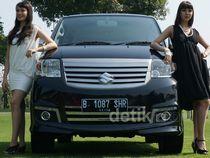 Suzuki APV yang Kian Mewah