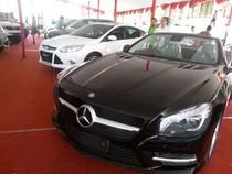 BCA KCU Cikarang Gelar Autoshow Bagi Nasabah