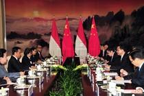 Ini Pidato Lengkap Presiden Jokowi di Depan Pengusaha Tiongkok di Beijing