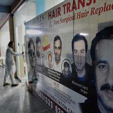 Transplantasi Rambut, Kegemaran Baru Pria Pakistan