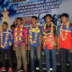 8 Wakil Yamaha Indonesia untuk ASEAN Cup Race 2014