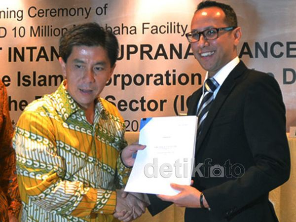 IBF Dapat Pinjaman Islamic Development Bank Group