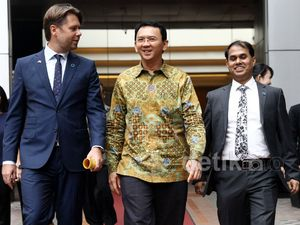 Ahok Hadiri Indonesia Diabetes Leadership Forum