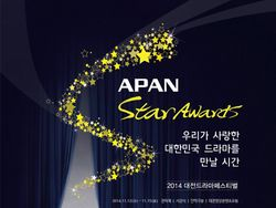You Who Came From The Stars Berjaya di APAN Star Awards 2014