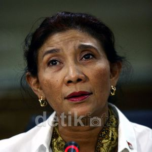 Menteri Susi Minta Berantas Maling Ikan, Kapolri: Kapal Kita Kecil-kecil