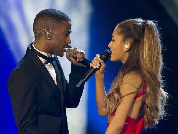 Ariana Grande dan Big Sean Intim di Panggung