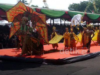 Banyuwangi Ethno Carnival 4 Berlangsung Meriah