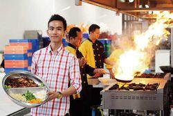 Mengenal Gibran Anak Jokowi dan Tekad Bisnis Kateringnya