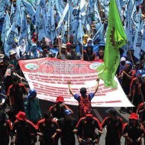 UMK Bekasi Jebol Rp 2,9 Juta, Diduga Penyebab Buruh Kalap