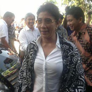 Menteri Susi Ungkap Modus Pencurian Ikan Besar-besaran di Laut Indonesia