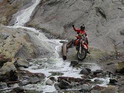 Hah!, ke Gunung Naik Motor Roda Tiga?