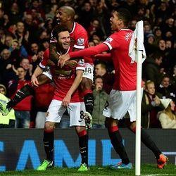 Kesabaran Pertahanan Stoke City Gagal Membendung Manchester United
