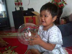 Bocah Perempuan 4 Tahun yang Dibuang Keluarga Mengaku dari Porsea