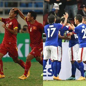 Vietnam vs Malaysia, Duel Dua Tim dengan Capaian Identik