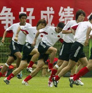 Tuntutlah Ilmu (Pembinaan Sepakbola) Hingga ke Tiongkok