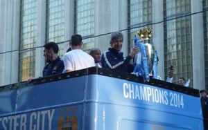 Manchester City Membuka City Football Academy