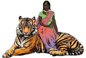 Kampanye Antikekerasan, Korban Perkosaan Jadi Superhero di India